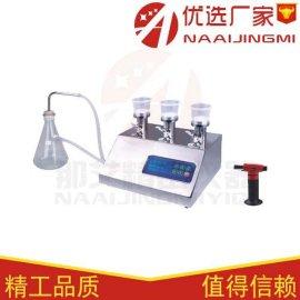 智能微生物限度检测仪、集菌仪操作规程、808 A集菌仪