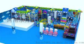 兒童淘氣堡廠家直銷 室內兒童樂園設備