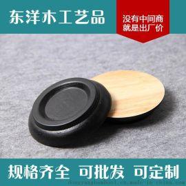 东洋木工艺 实木钢琴脚垫 钢琴脚垫 木制品