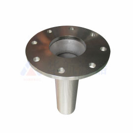 华航厂家非标定制五层不锈钢烧结滤芯 带法兰滤芯