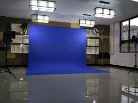 演播室免漆拼接式蓝箱 模块化蓝箱
