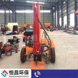 移动式液压劈木机40-50公分直径劈柴机