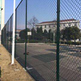 朋英 直销 体育场绿色围网 篮球场防护隔离栅
