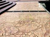 混凝土彩色地坪施工 专业团队 保质保量