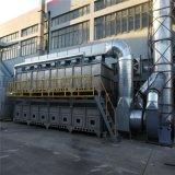 工业废气处理方案 催化燃烧设备方案