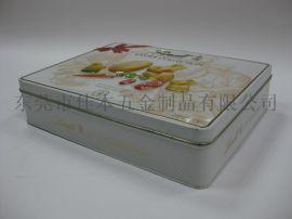 创意个性铁盒时尚礼品长方形 马口铁盒子 收纳盒