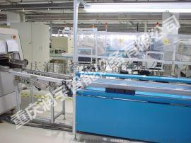 插件型输送线  自动化设备  自动插件线