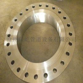 锻打合金钢12Cr1MoVG法兰生产制造厂家