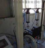 辦公椅試驗設備廠家,正傑辦公椅旋轉耐久測試機
