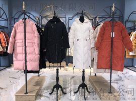 四川聚意依衣18韓版棉衣品牌折扣女裝正品尾貨處理