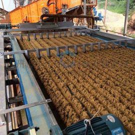 2.5米带式压滤机洗沙场泥浆脱水机报价