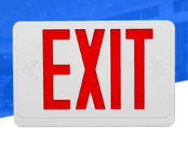應急疏散指示燈箱, 高亮度5W外貿出口CE認證