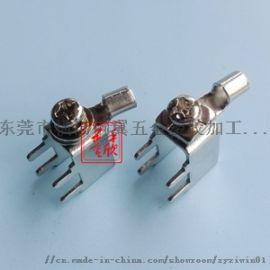 PCB-61铁料侧卧焊接端子