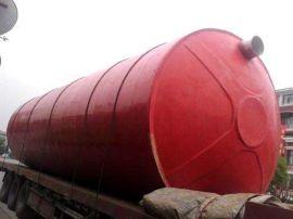 波纹化粪池 玻璃钢消防化粪池 10号消防水箱高度