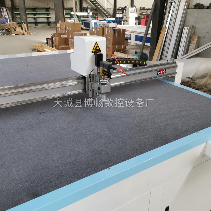 皮革材质切割机 真皮裁床 1625环保切割机