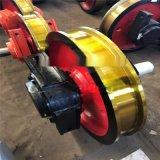 厂家直销500驱动车轮组 出售高品质铸钢车轮组