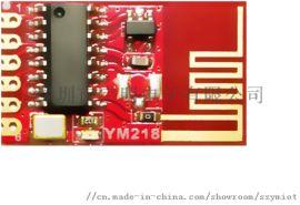 2.4G无线透传模块YM218