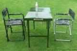 户外军绿色折叠桌 户外折叠桌椅定做