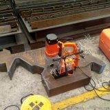 钢板金刚钻孔机 高效率取芯电钻 空心钻头规格型号