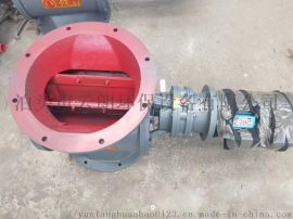 YID星型卸料器 铸铁卸灰阀 叶轮给料机