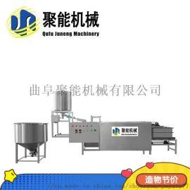 山东青岛小型豆腐皮机生产厂家 全自动豆腐皮机好操作