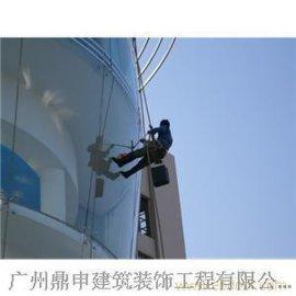 高空打玻璃胶 外墙换玻璃胶结构胶