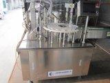 上海HY-YGX圆盘定位式灌装旋盖机