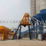 河南ZHS50混泥土搅拌站稳定土搅和站厂家直销
