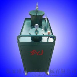 机床液槽清洗机,油水分离过滤设备
