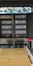 明渠式紫外线消毒装置 制作周期短 质保灯管一年