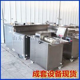 厂家小型灌肠机商用灌香肠机成套设备多少钱