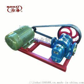 罗茨真空泵,高粘度罗茨泵,保温泵