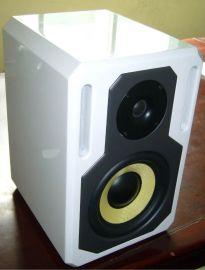 木制音箱及功放 (M8)