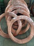 铜包钢绞线与钢筋如何连接