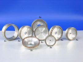玻璃磨轮金刚轮
