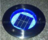 太陽能圓形地埋燈LED燈珠(YP-D601)