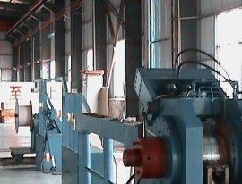 铝管连续挤压生产线