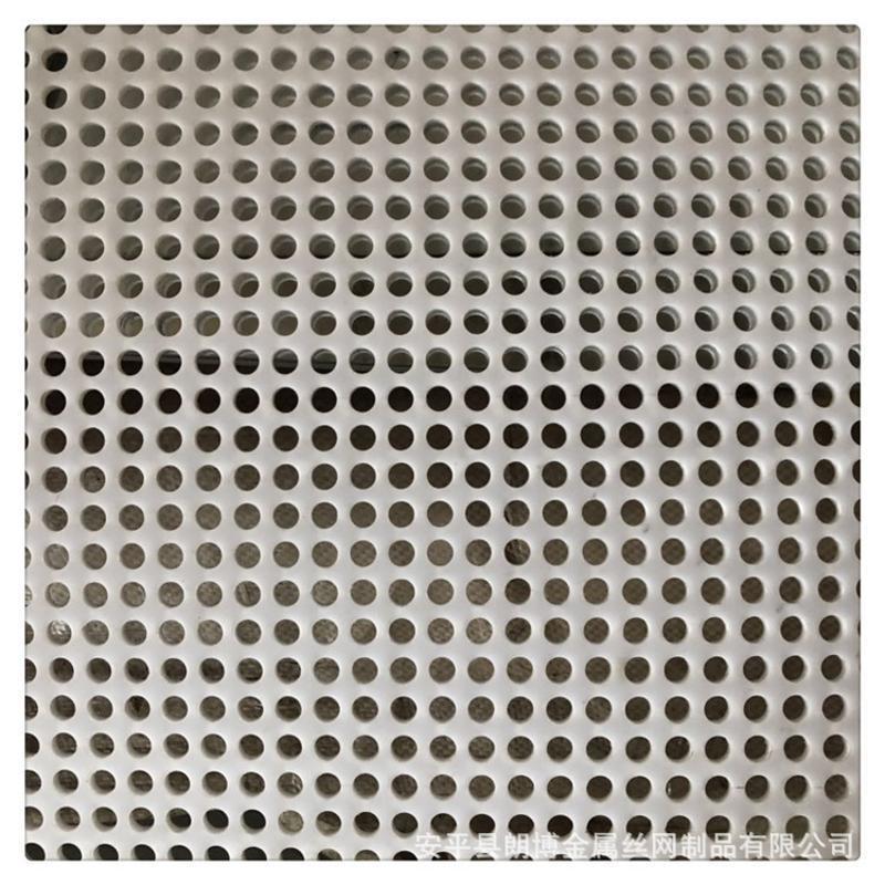 厂家生产隔音降噪冲孔网 隔音天花板 公路铁路声屏障 消音板网孔