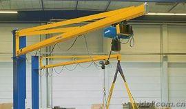 批发旋臂起重机新型悬臂吊单臂起重吊机机定柱式悬臂吊行吊