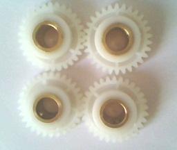塑胶齿轮、数码相机齿轮加工