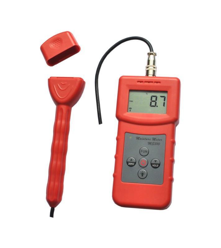 感应式服装水分仪,纺织水分测定仪MS310-S