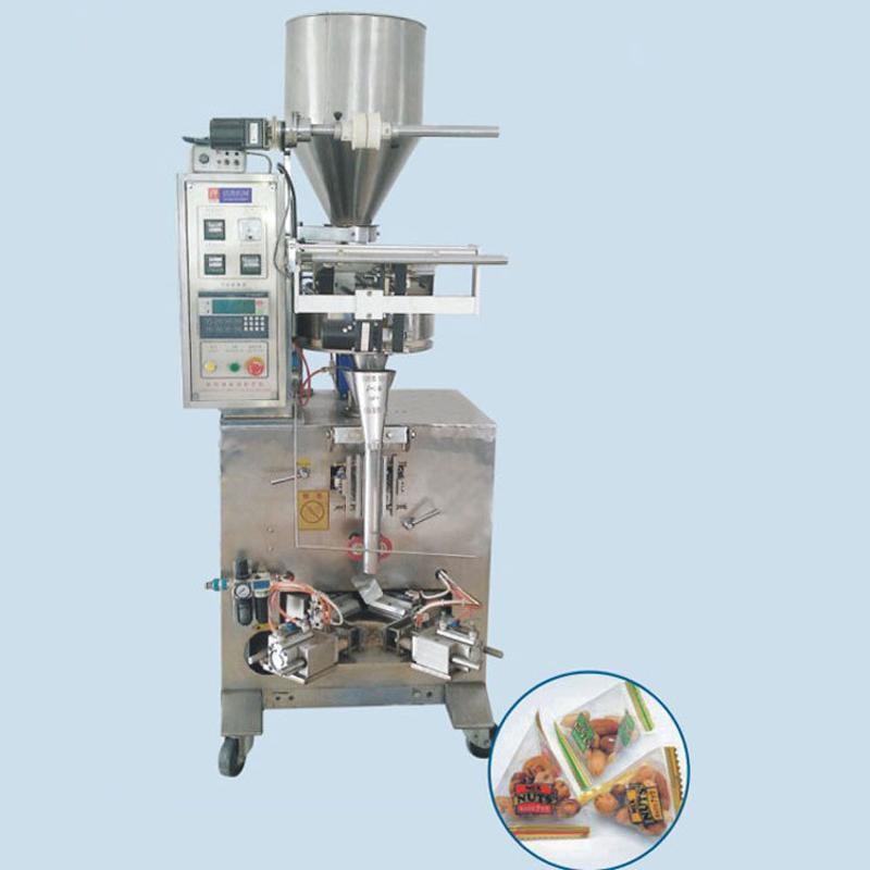 陕西小包装机 适用于食品虾条爆米小馒头包装机