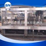供應白酒灌裝生產線灌裝機液位精確 沖洗、灌裝、封口