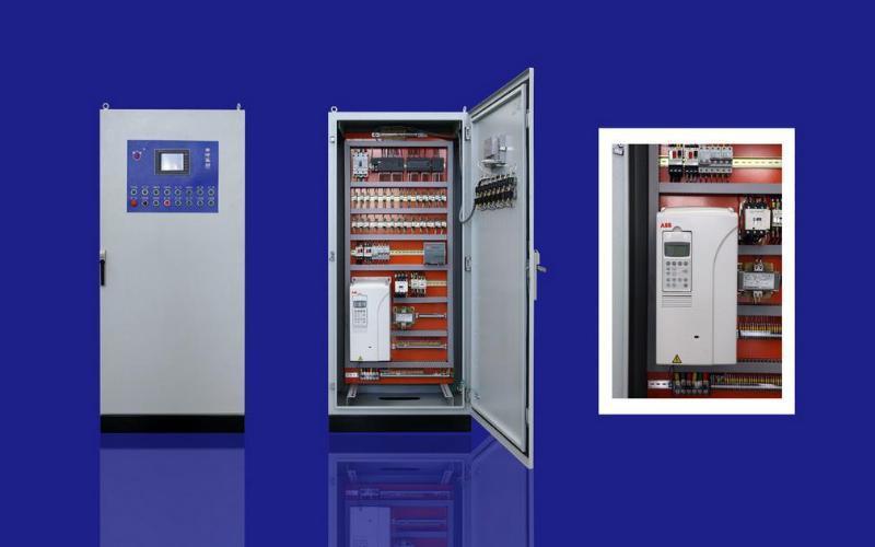 景津 2.5升压滤机配件泵站