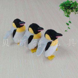 小企鵝毛絨玩具公仔