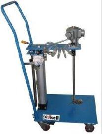 自动升降可移动式气动搅拌机