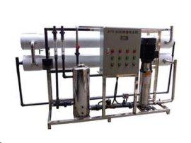 3吨RO反渗透纯水机