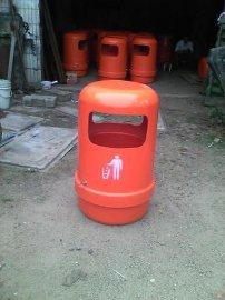 【深圳厂家】供应玻璃钢垃圾桶