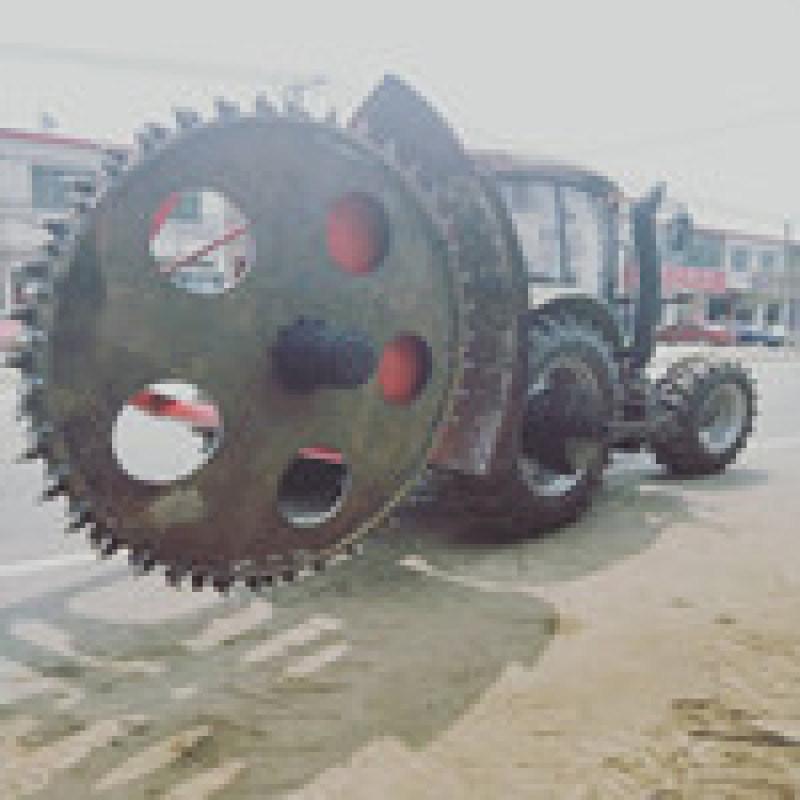 水泥路开沟机 渣土路开沟机