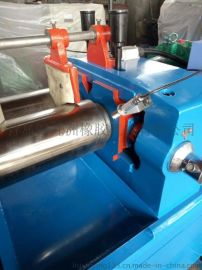 6寸实验室专用炼胶机红外线高精度温控橡胶开炼机